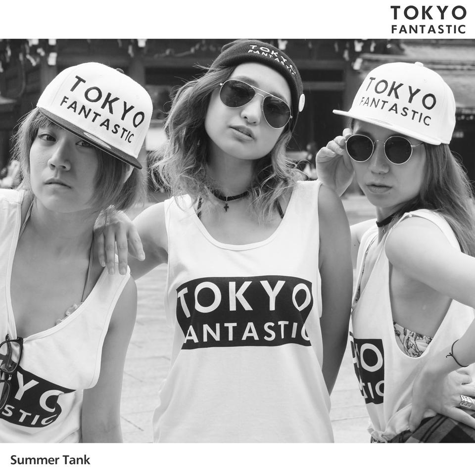 夏のタンクトップ Summer Tank