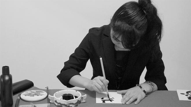 書道家 青崚の筆ペン教室 9/5(土)_5