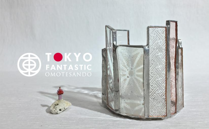 2015.12.6(日)Glass & Art MOMO キャンドルホルダー ワークショップ