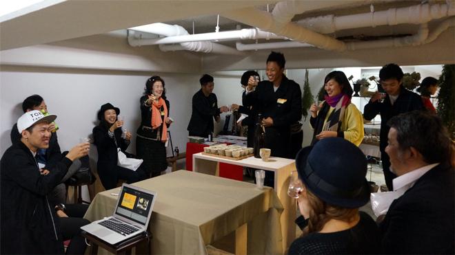 ソウルと東京の間 한일문화 교류회