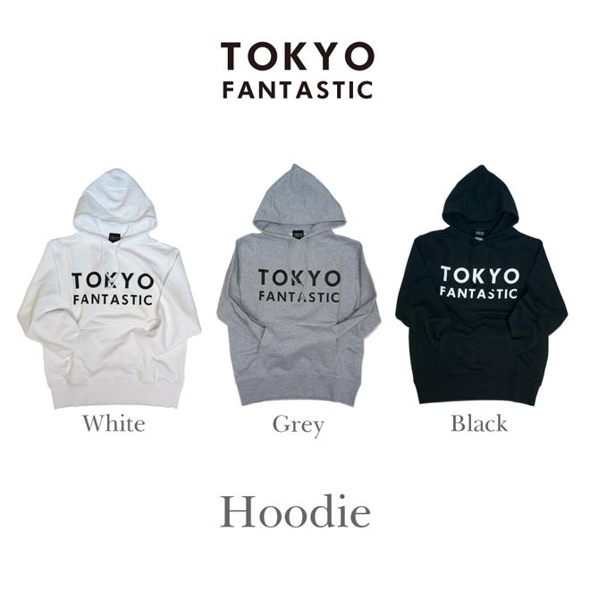 Hoodie - TOKYO FANTASTIC