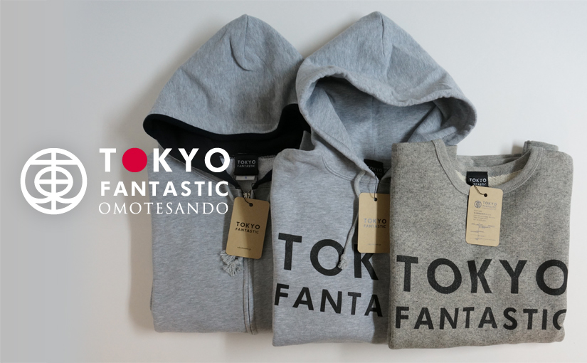 TOKYO FANTASTIC Crewneck Sweat shirts & Hoodie & Zip Hoodie