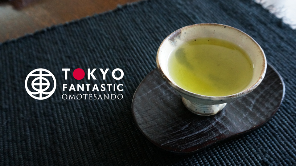TOKYO FANTASTIC Green Tea(静岡・掛川茶)深蒸し煎茶、新発売!