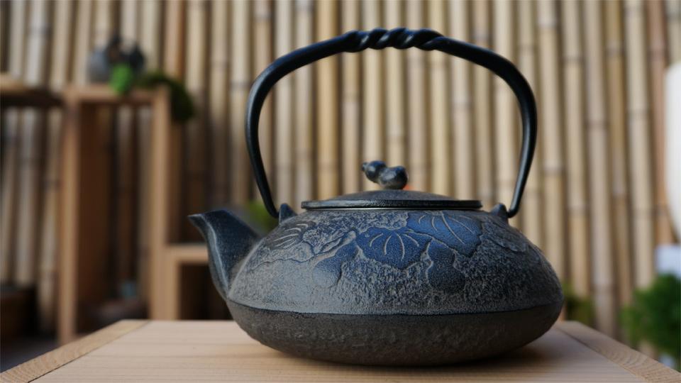 南部宝生堂(及富 OITOMI)南部鉄瓶 小鉄瓶 瓢