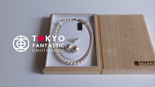アコヤ真珠、パールネックレス
