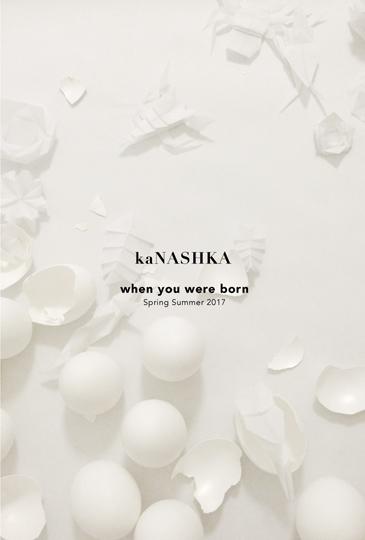 kaNASHKA ʻwhen you were born'