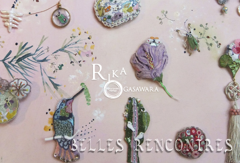 Rika OGASAWARA ʻBelles Recontres' – すばらしい出会い