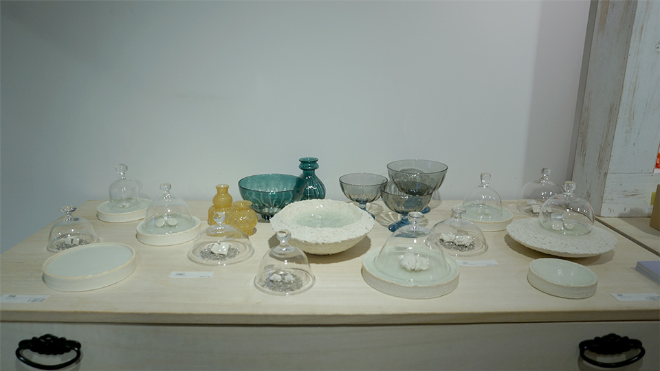 ヒロイグラススタジオ&megumi tsukazaki「透きとおる」
