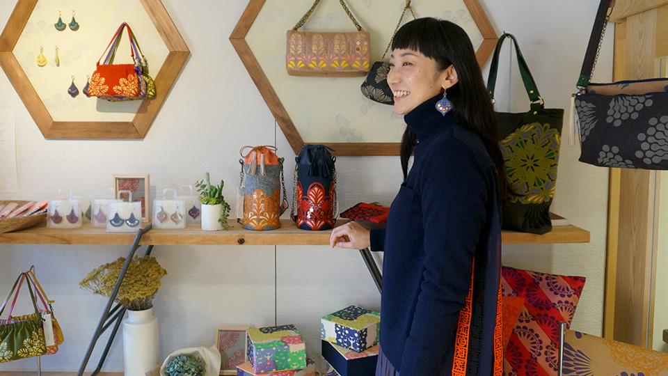 切り紙作家 矢口加奈子 個展「夕暮れの庭」