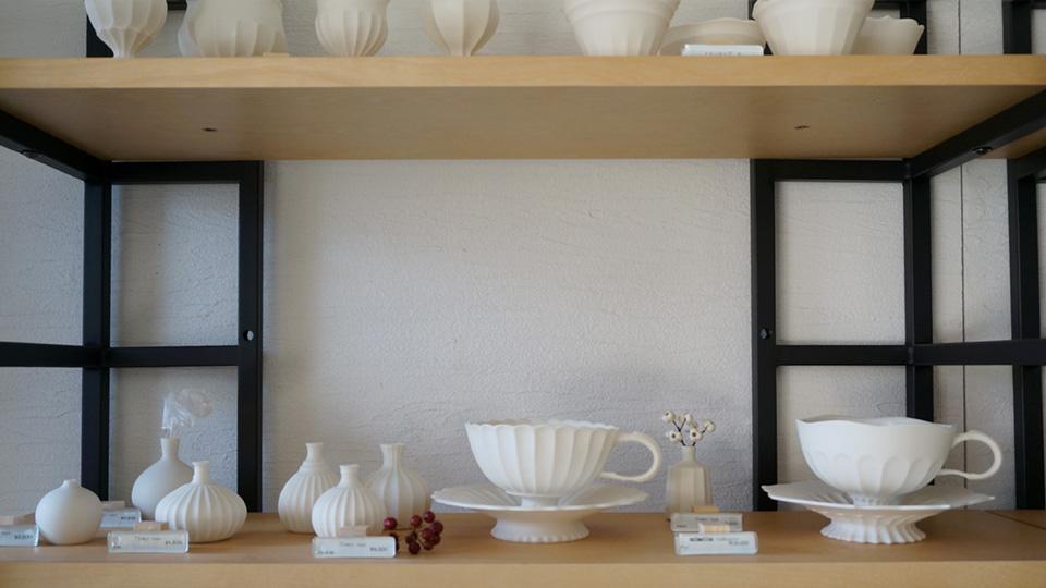 藤本綾子 陶磁器作家