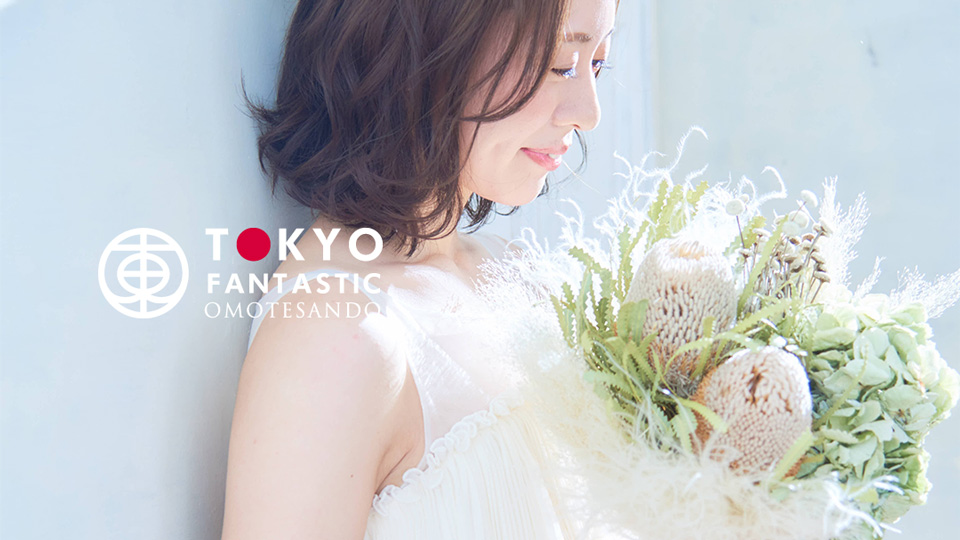 ウェディングフォト THE DRESS ROOM × FAV PHOTO WEDDING with Tida Flower