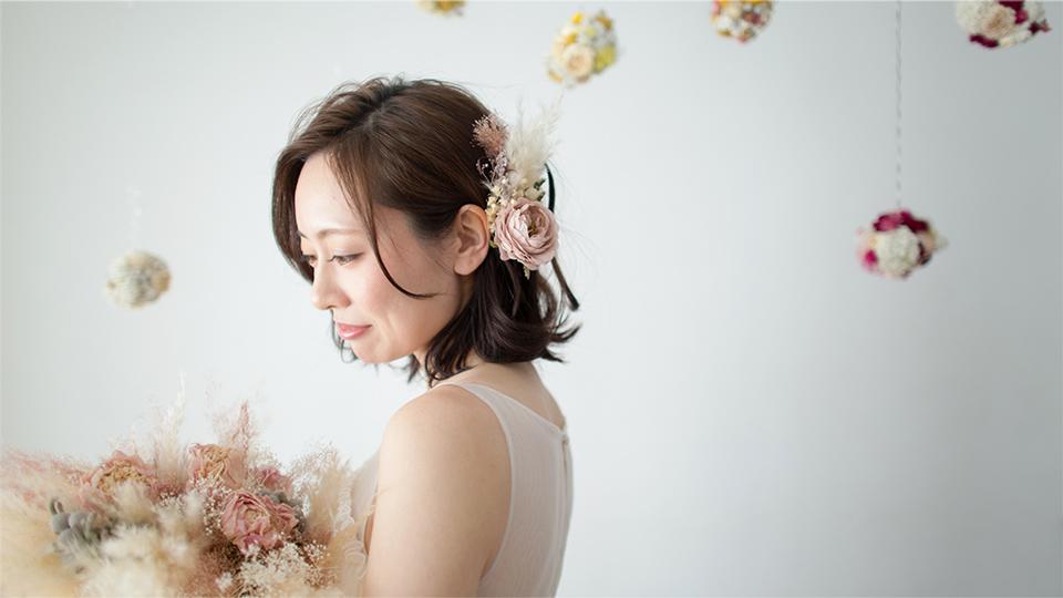 ウェディングフォト  THE DRESS ROOM × FAV PHOTO WEDDING with Tida Flower