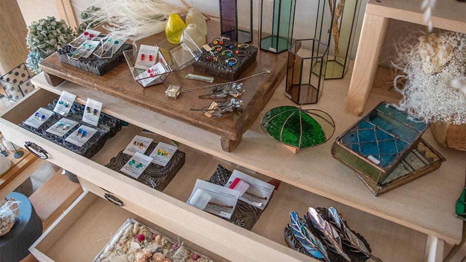 Glass&Art MOMO(ボタニカル展)
