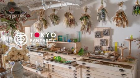 ボタニカル展 Barie / Glass&Art MOMO / Tida Flower