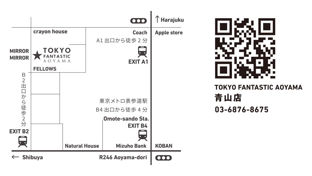 青山店MAP
